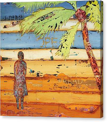 I Deborah Arise Canvas Print by Danny Phillips