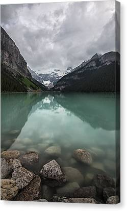 I Feel Cloudy Canvas Print by Jon Glaser