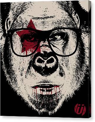 I Go Ape Canvas Print