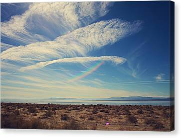 I Hope And I Dream Canvas Print by Laurie Search