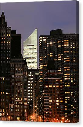 Citi Canvas Print - I Just Have To Be Me by JC Findley