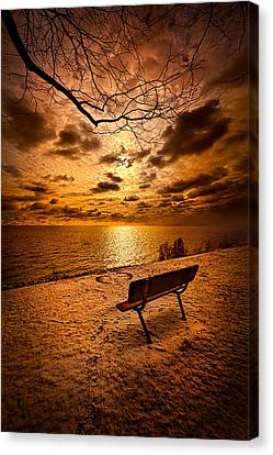 I Know You Will Always Be There Canvas Print by Phil Koch