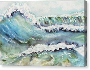 I Must Go Down To The Sea Canvas Print