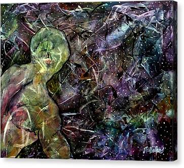 Stardust - I Sing The Body Electric Canvas Print