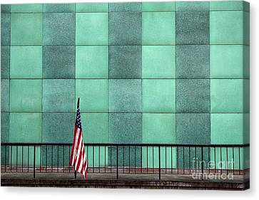 I Stand Alone Canvas Print by T Lowry Wilson