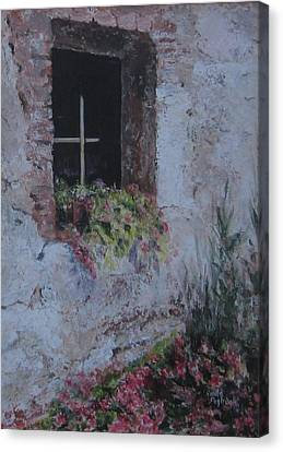 I Still Get Flowers Canvas Print
