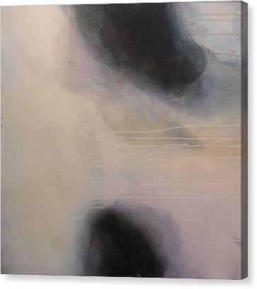 ice flow II Canvas Print