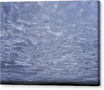 Ice Planet Canvas Print by Jaime Neo