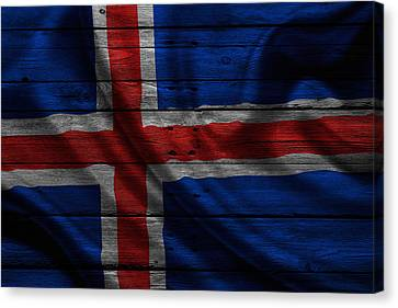 Iceland Canvas Print by Joe Hamilton