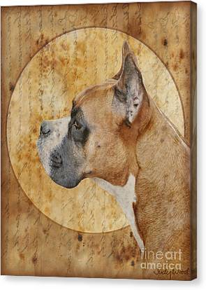 Icon Canvas Print by Judy Wood