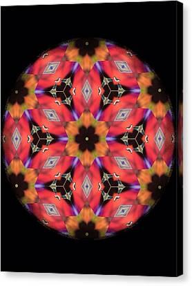 iCube Mandala Canvas Print