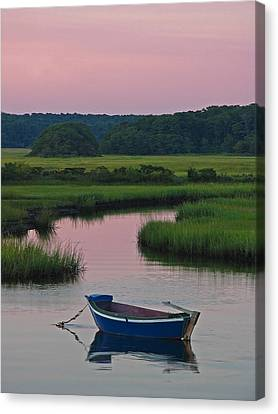 Idyllic Cape Cod Canvas Print by Juergen Roth
