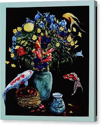 If All Fish Could Fly Canvas Print