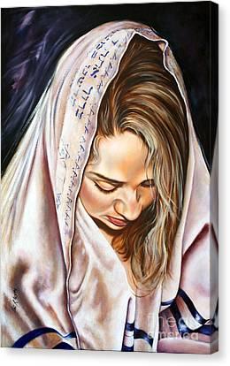 If My People Canvas Print by Ilse Kleyn