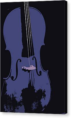 Music Inspired Art Canvas Print - If You Are My Love... by The Art Of Marilyn Ridoutt-Greene