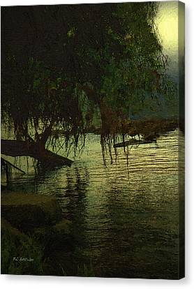 I'll Be Waiting Canvas Print by RC deWinter