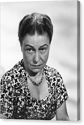Ill Get By, Thelma Ritter, 1950, �20th Canvas Print by Everett