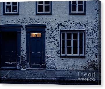 I'll Leave The Light On For You Canvas Print by Edward Fielding
