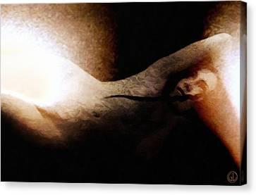 Illuminated Canvas Print by Gun Legler