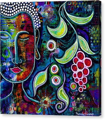 Illumination Canvas Print by Pamela Cisneros