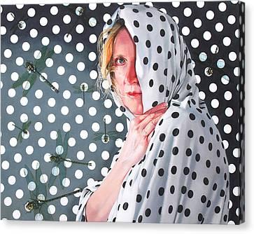 Illusion Canvas Print by Denny Bond
