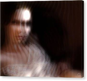 Illusion Canvas Print by Gun Legler