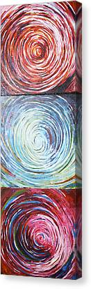 Illusions Canvas Print by Monica Veraguth