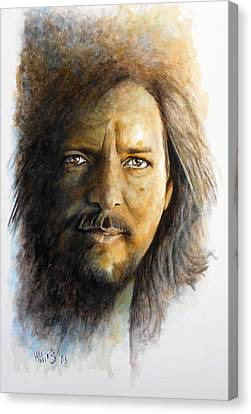I'm Still Alive Canvas Print by William Walts