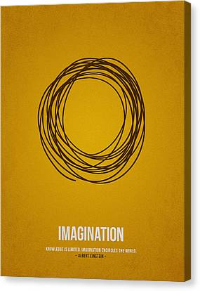 Office Canvas Print - Imagination by Aged Pixel