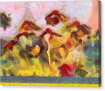 Imagine - 101dv03f Canvas Print by Variance Collections
