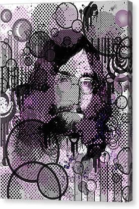 Imagine 4 Canvas Print by Bekim Art