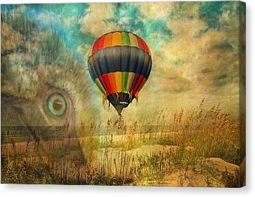 Imagine Canvas Print by Betsy Knapp