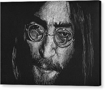 Imagine - John Lennon Canvas Print