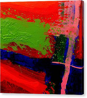 Imma   IIi Canvas Print by John  Nolan