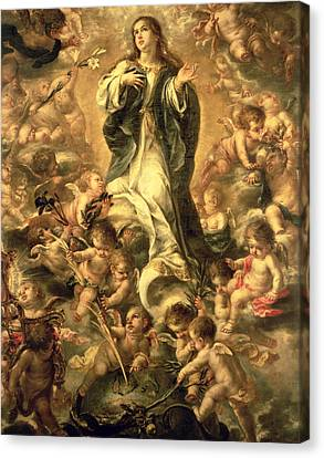 Immaculate Conception Canvas Print
