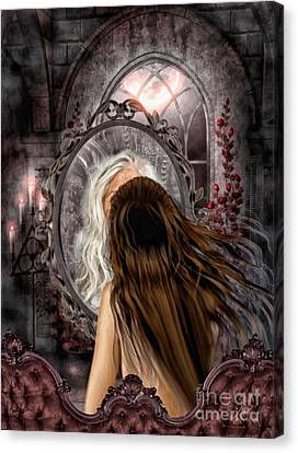 Immortality Canvas Print by Mo T