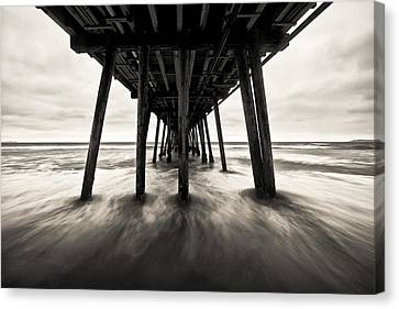 Canvas Print featuring the photograph Imperial by Ryan Weddle
