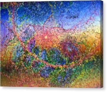 Impressionist Dreams 1 Canvas Print