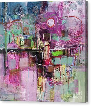Impromptu Canvas Print by Michelle Abrams