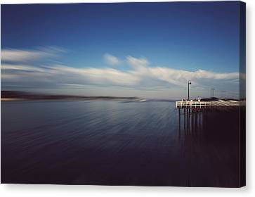 In An Instant Canvas Print by Laurie Search