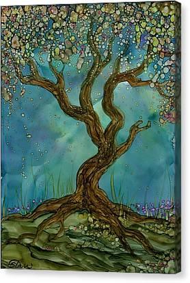 In Bloom Canvas Print by Ellen Starr