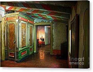In Carmel Mission Canvas Print by RicardMN Photography
