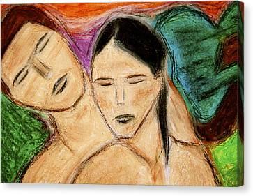 In Harmony Canvas Print