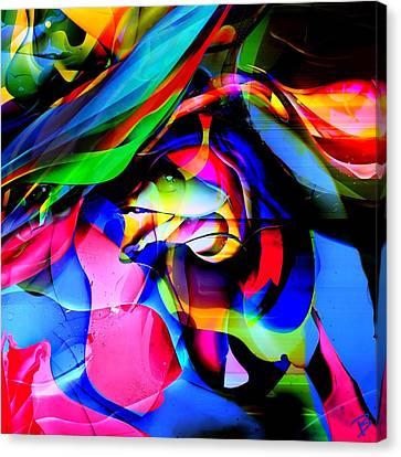 In My Dreams 2 Canvas Print