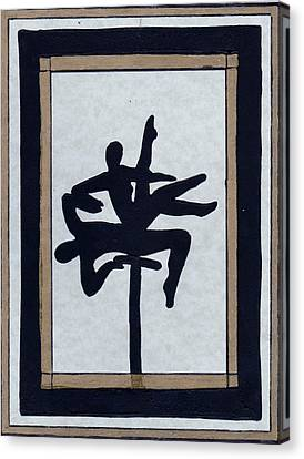 In Perfect Balance Canvas Print