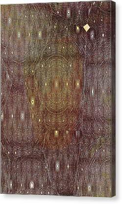 In Portals Of Dreams Canvas Print by Jeff Swan