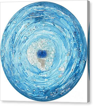 In The Core Of The Heart Canvas Print