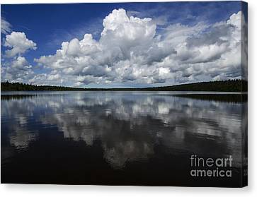 In The Good Old Summertime  Canvas Print by Bob Christopher