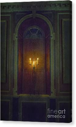 In The Great Hall Canvas Print
