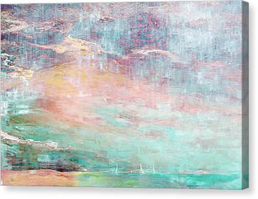 In The Light Of Each Other Canvas Print